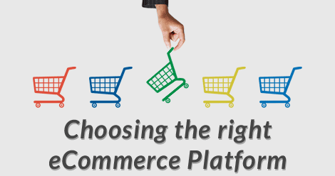 Top 5 eCommerce platforms for your online business