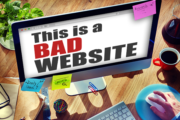 5 signs your website needs a makeover
