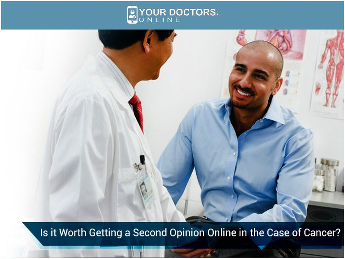 Is it Worth Getting a Second Opinion Online in the Case of Cancer?